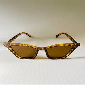 Tortoise Cateye Sunglasses
